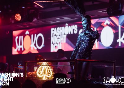 Shoko - Barcelona Fashion's Night